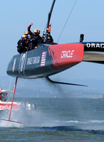 Oracle Team USA, James Spithill