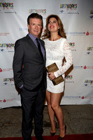 T.J. Martell Foundation Charity Event: Artworks for the Cure